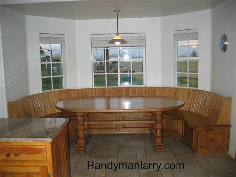 Bay Window Benches