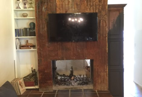 Entertainment Systems/Fireplaces