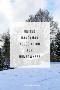 United Handyman Association for Homeowners