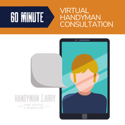 60 Minute Virtual Handyman