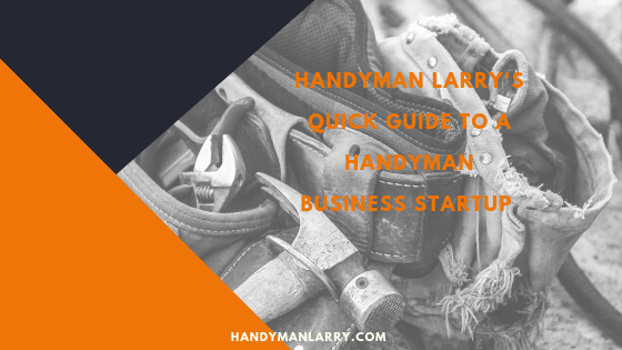 How to start a Handyman Business Start-Up Guide E-Book