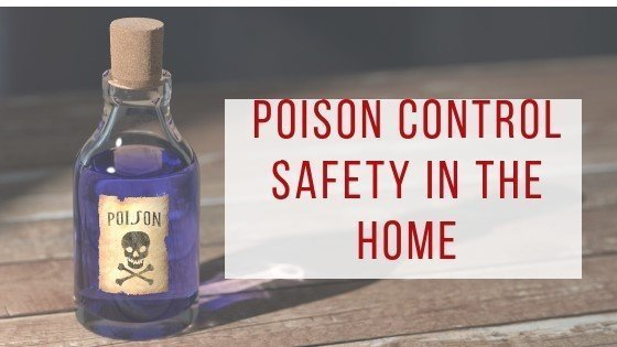 Home Poison Safety Prevention