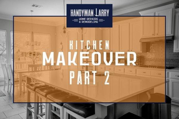 Kitchen Makeover Part 2: Concrete Countertops