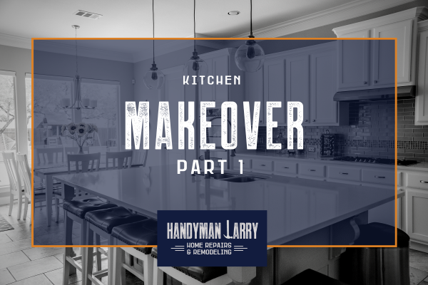 Kitchen Makeover-cabinets Part 1