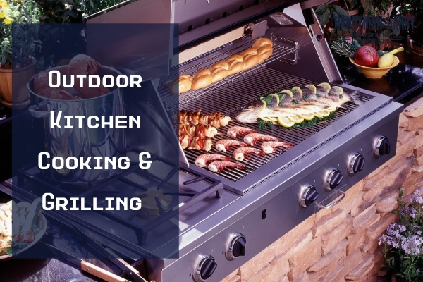 Outdoor Cooking and Grilling Surfaces
