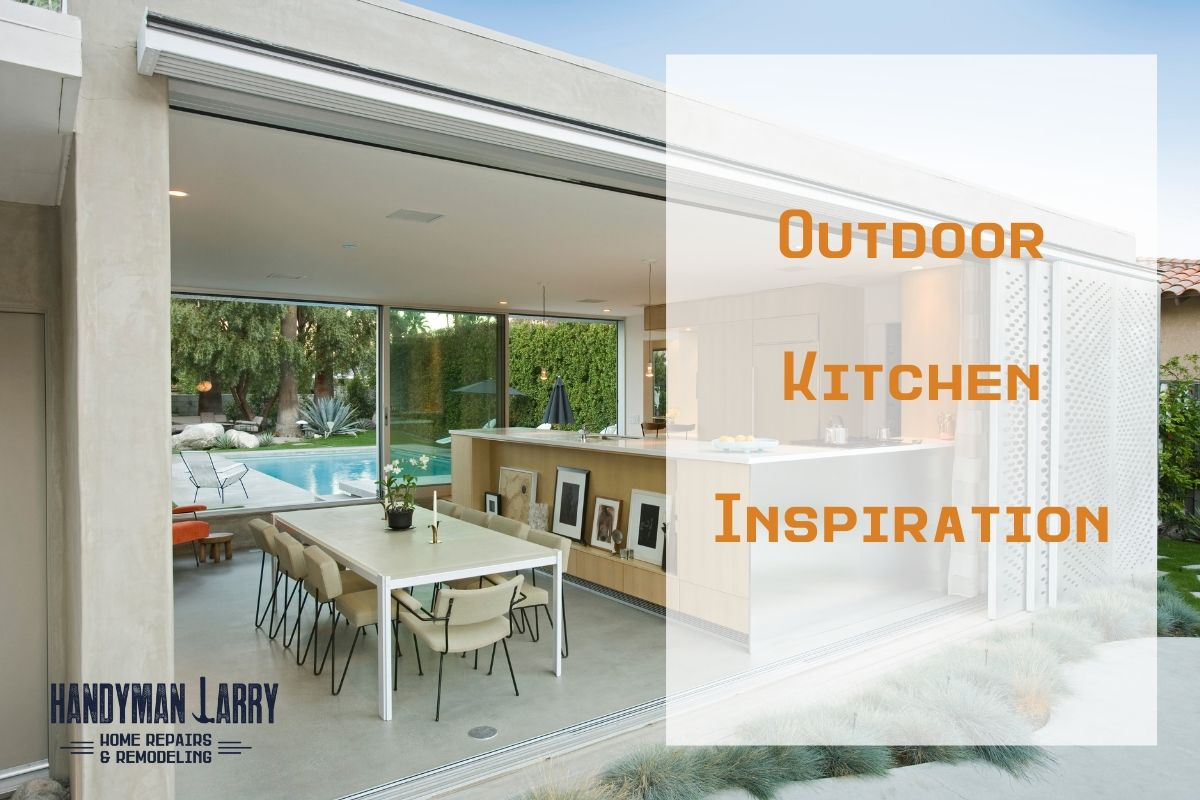 Basics of an Outdoor Kitchen