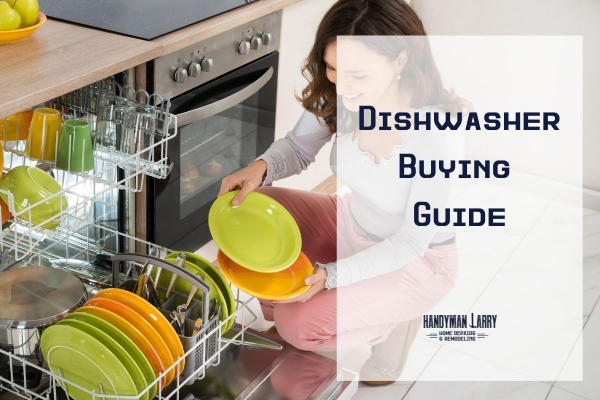 5 Things to consider when buying a dishwasher